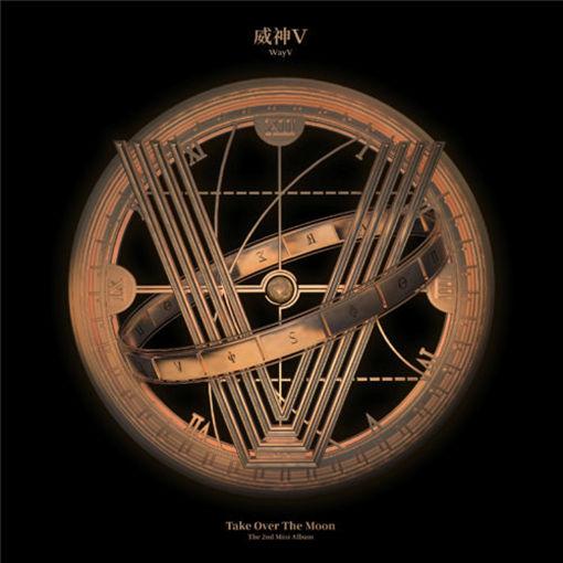 威神V-Take Over the Moon - The 2nd Mini Album