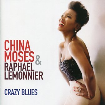 查娜摩絲 China Moses《忘情藍調 Crazy Blues》