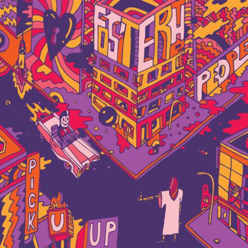 擁抱人群樂團Foster The People-Pick U Up - Single
