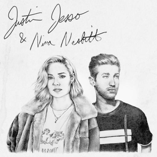 Justin Jesso & Nina Nesbitt-Let it Be Me - Single
