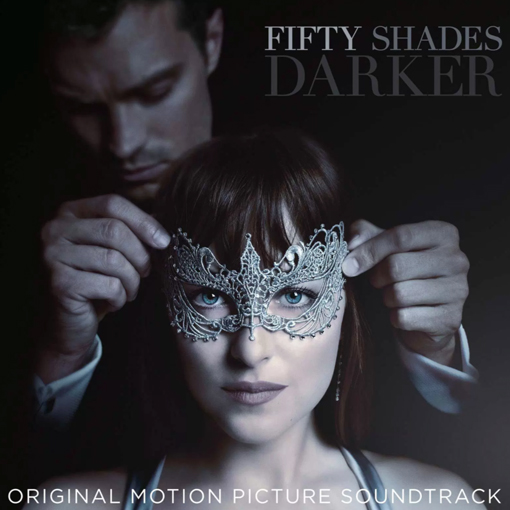 《格雷的五十道陰影:束縛-電影原聲帶Fifty Shades Darker/O.S.T.》