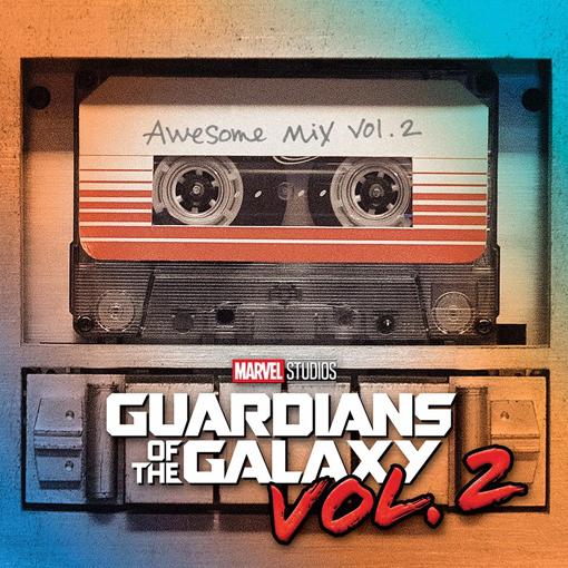 《星際異攻隊2-電影原聲帶Guardians of the Galaxy Vol. 2: Awesome Mix Vol. 2-O.S.T》