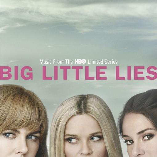 《美人心計-電視原聲帶Big Little Lies Soundtrack-O.S.T》