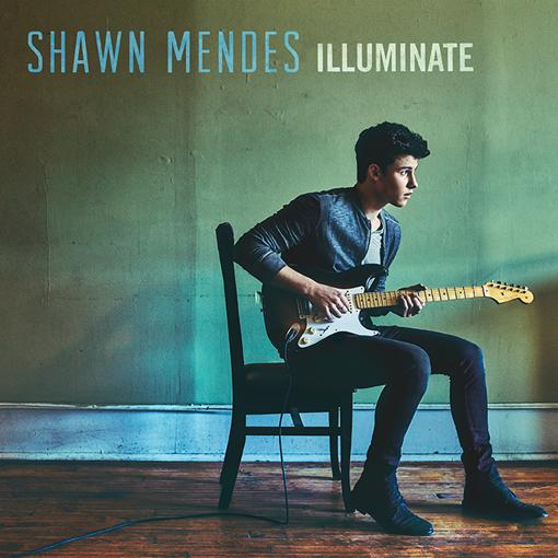 尚恩曼德斯Shawn Mendes-照亮愛Illuminate
