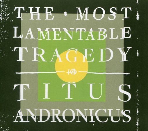 《悲劇詩歌The Most Lamentable Tragedy》