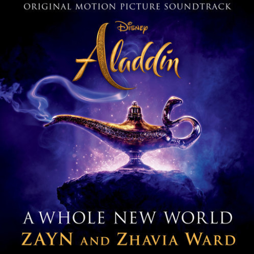 《Aladdin (Original Motion Picture Soundtrack)》