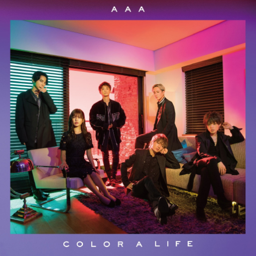 AAA《COLOR A LIFE》