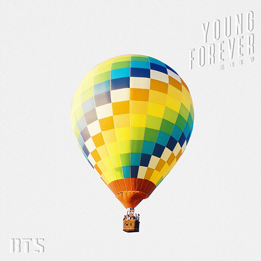 《YOUNG FOREVER》