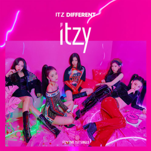 ITZY《IT'z Different》