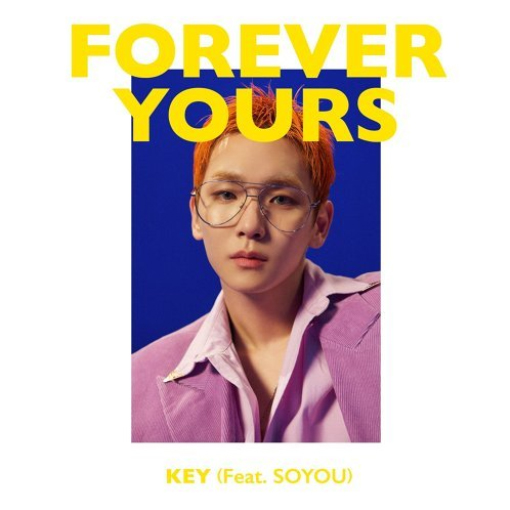 《Forever Yours (Feat. SOYOU)(單)》