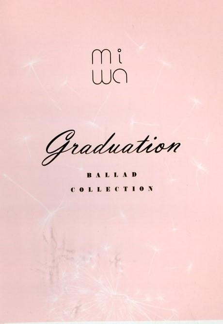 《miwa情歌精選 ~graduation~》